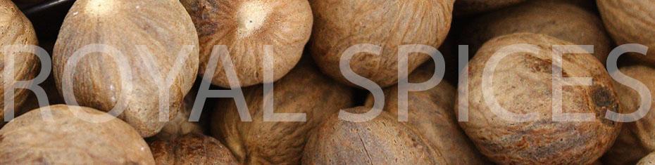 ASTA Quality Whole Nutmeg from India