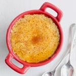 Recipe for Dessert with Nutmeg